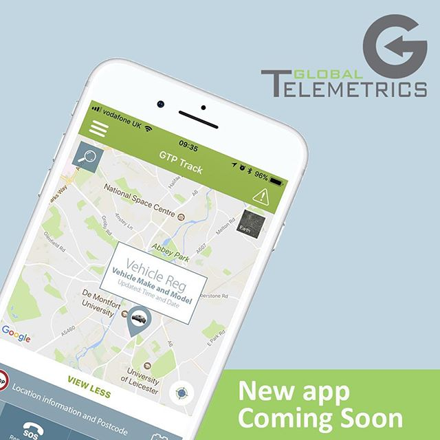 New global Telemetrics app coming soon  #app #apple #android