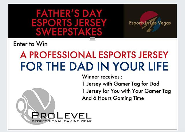 Hey Gamers Enter To Win A Chance At Getting An Esports Jersey For
