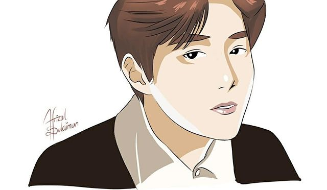 Nyoba korean style    ????   Tracing from: [MV] EXO - Universe