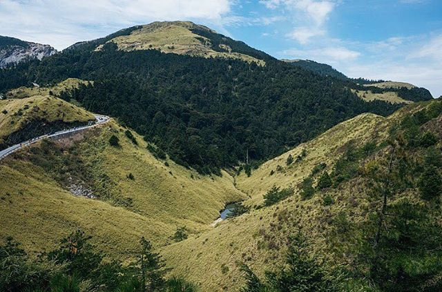taiwan 100 mountains hehuan mountain backpacking camping in the