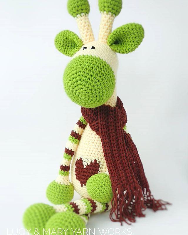 Amigurumi Giraffe Best Crochet Patterns | 800x640