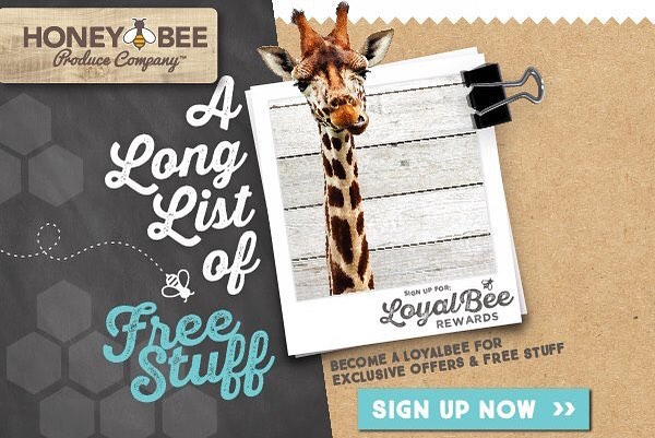 Haven't signed up for Loyal Bee yet? Click on the link in bio to get