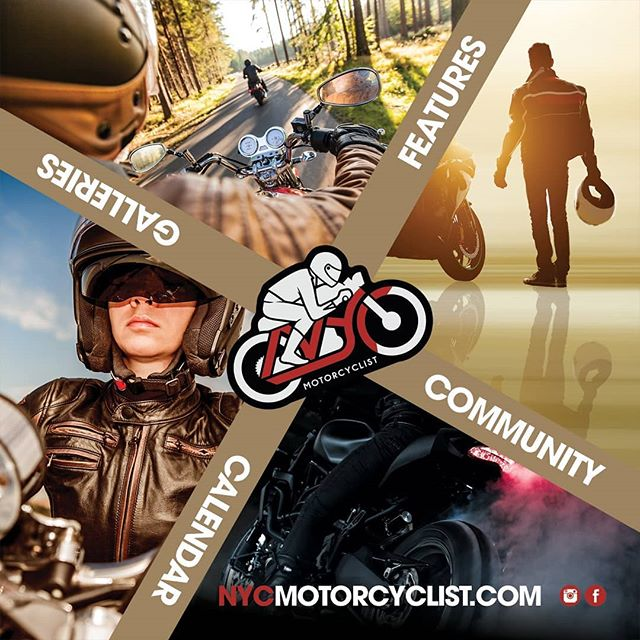 NYC MOTO info cards coming soon  Summer riding inspiration