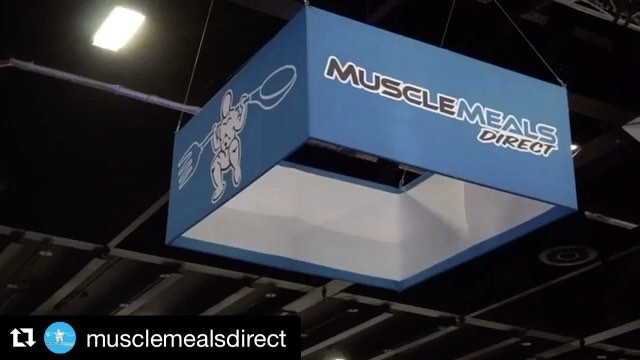 539ed2806 We absolutely loved teaming up with them to create some awesome giveaways!  #customgear #musclemealsdirect #merch ...