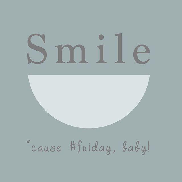 Smile Cause Friday Baby Fridayfunday Motivationalquotes