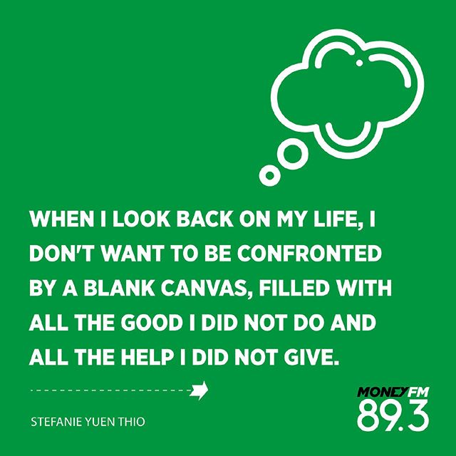 What Does Your Life Canvas Look Like Tune In To Money Fm 893 For