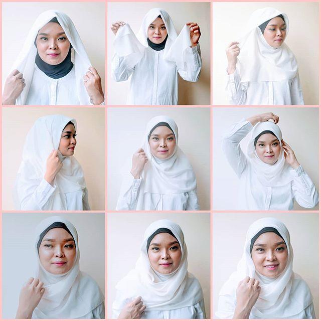 Tips Tutorial Hijab Buat Pemula 2 Hari Lebaran Apa Besok Sih Lebarannya Soalnya Ada Yang Bilang Besok Lebarannya Mau Besok Atau Lusa Mari Berkreasi Hijab Yuk Ahh Snapwidget