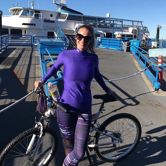 Biking In San Francisco At Fmllaura Sailing Saltlife Crew Cycling