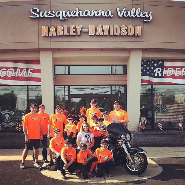 Thank You To Paxtonia Baseball For Swinging By The Dealership