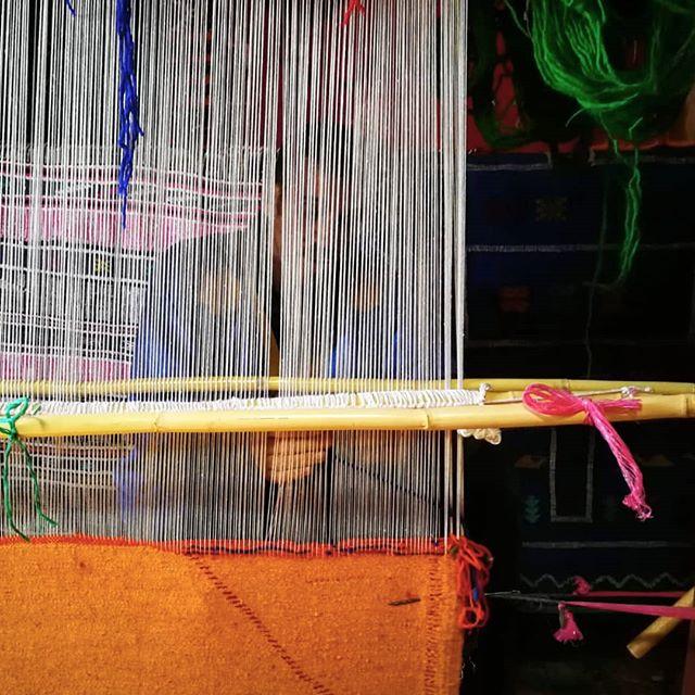 Maroc Roadtrip Tissage Tapis Berbere Artisanat Diy