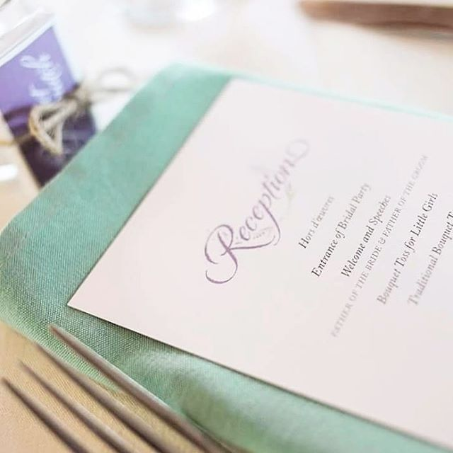 More Day Of Details From Amanda And Jonathans Wedding Reception